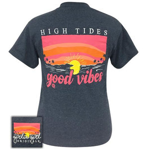 High Tides - Short Sleeve