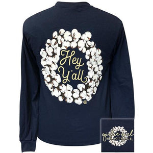 Hey Y'all - Long Sleeve