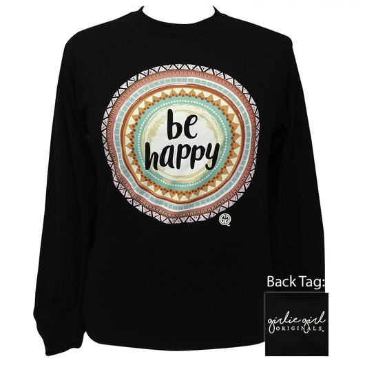 Be Happy - Long Sleeve