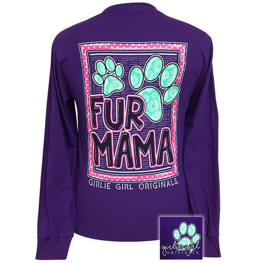 Fur Mama - Long Sleeve