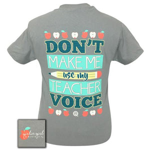 Teacher Voice - Short Sleeve