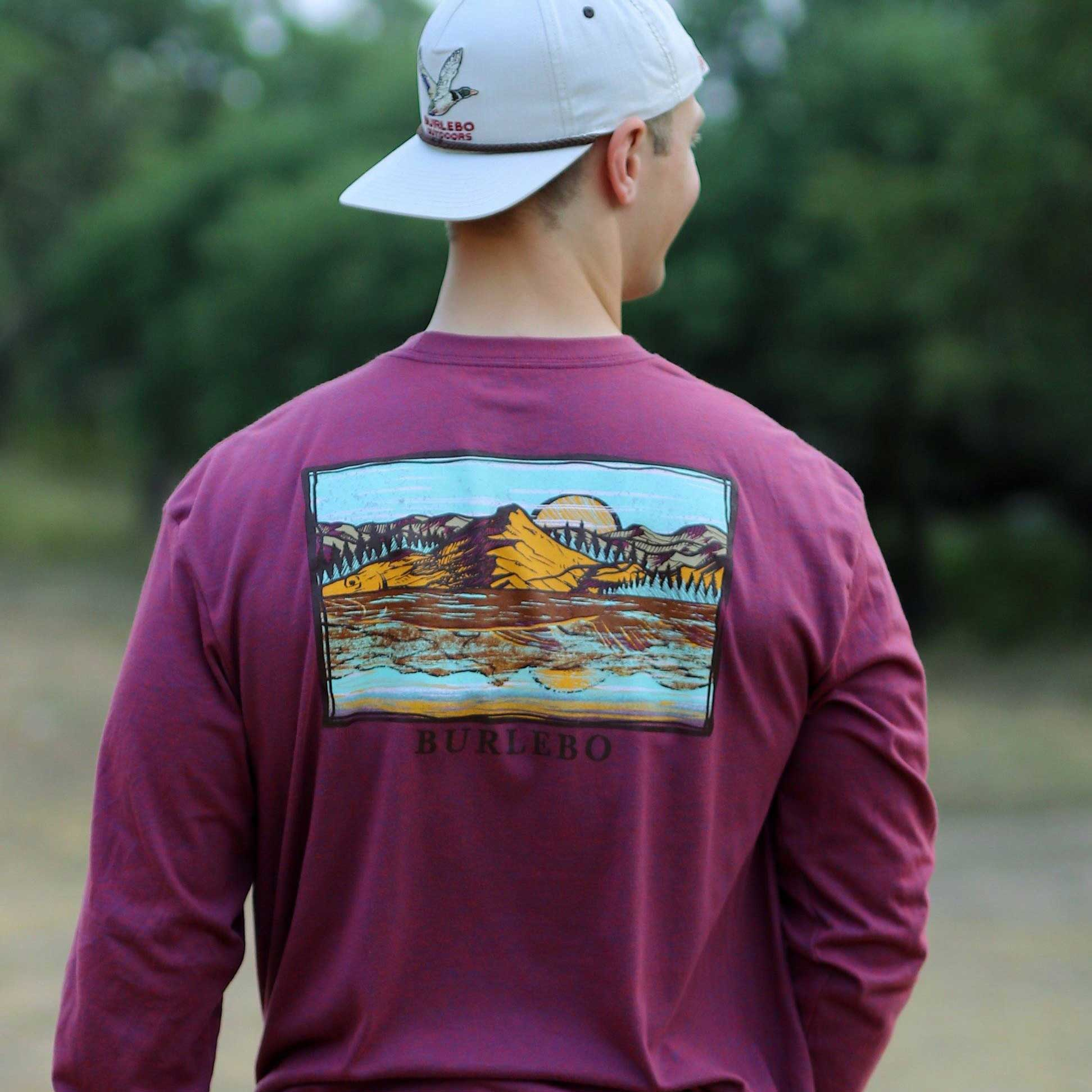 Hidden Fish - Long Sleeve