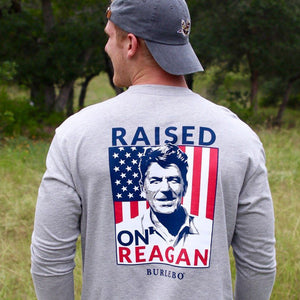 Raised On Reagan - Long Sleeve