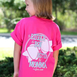The Bigger The Bow - Short Sleeve - Youth