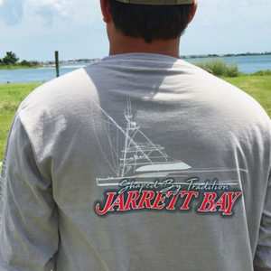 Traditional JHook  - Long Sleeve