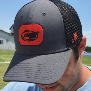 Red Patch - Trucker Hat