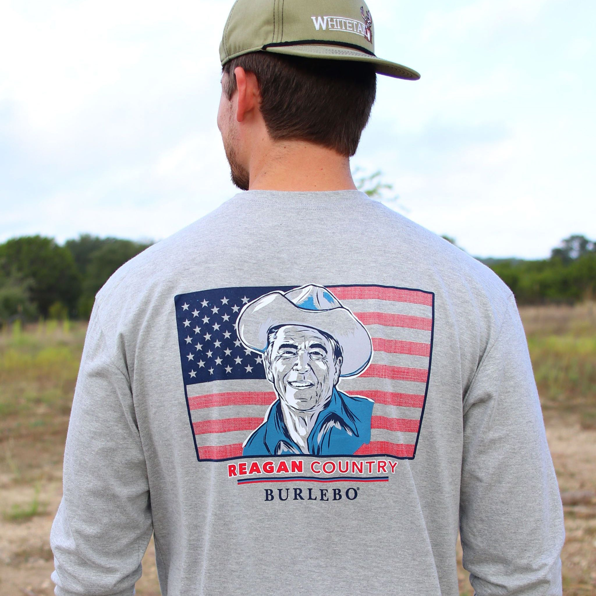 Reagan Country - Long Sleeve
