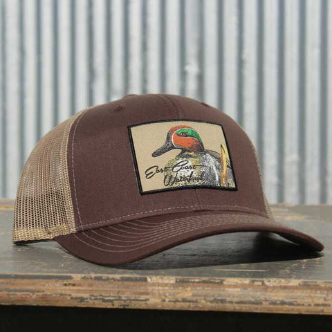 Teal Patch - Trucker Hat