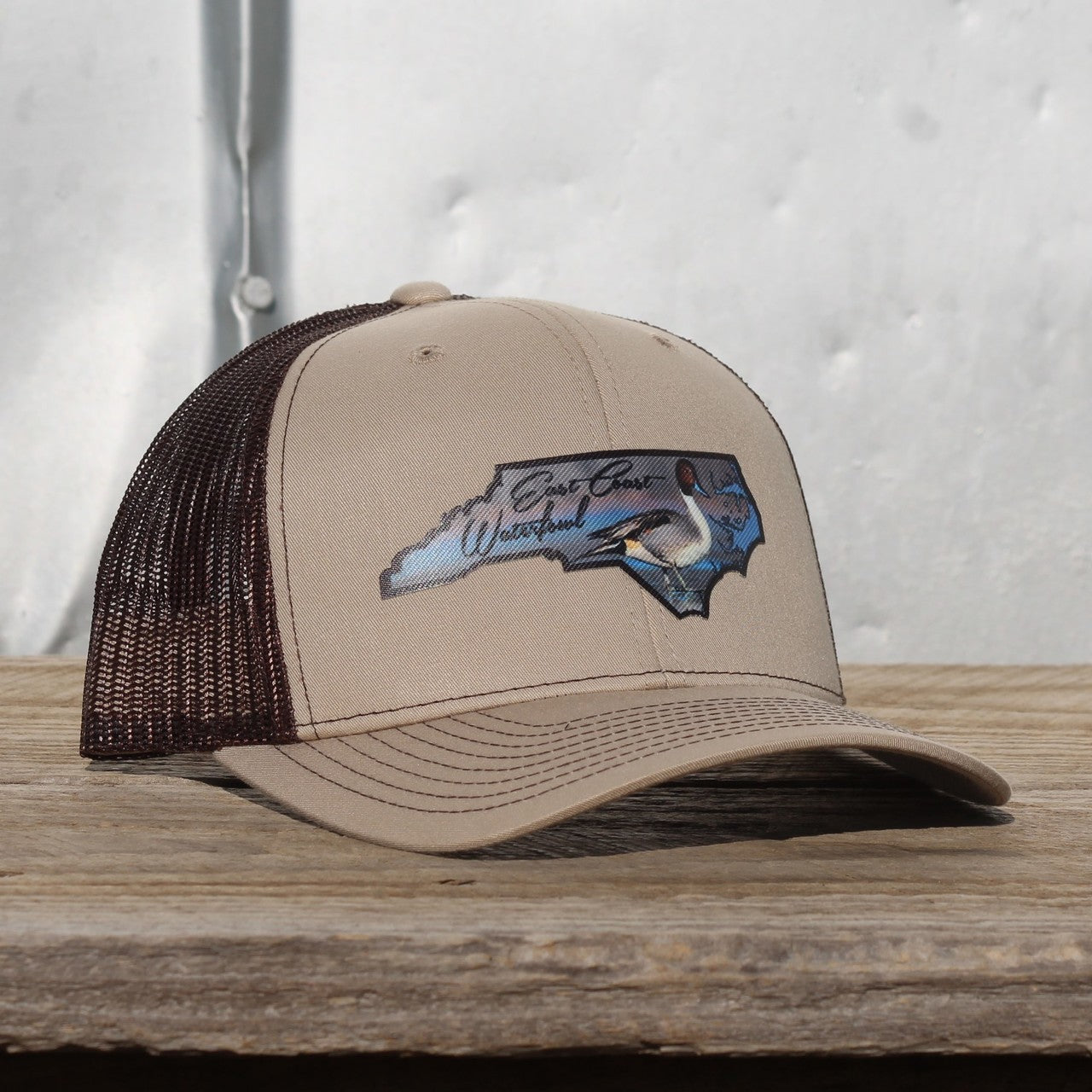 NC Pintail Patch - Trucker Hat