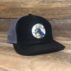 Black Lab Patch - Trucker Hat