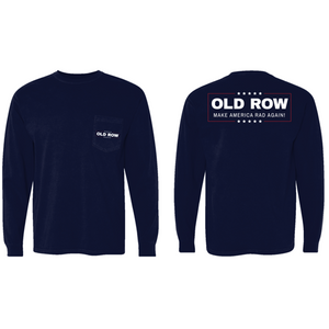 Make America Rad Again - Long Sleeve