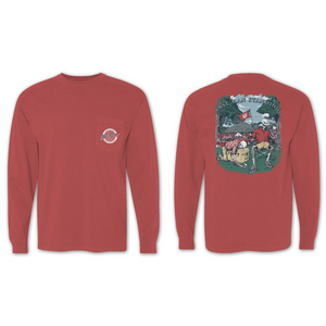 Last Man Standing - Long Sleeve
