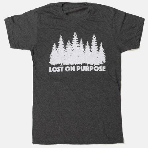 Lost On Purpose - Short Sleeve