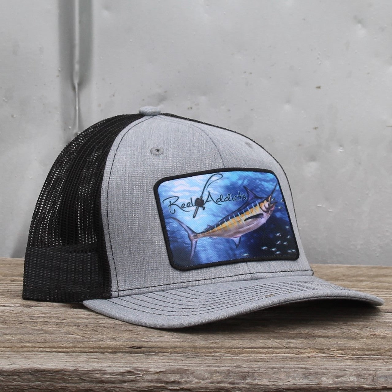 Marlin Patch - Trucker Hat
