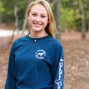 The Mountains are Calling - Long Sleeve Shirt