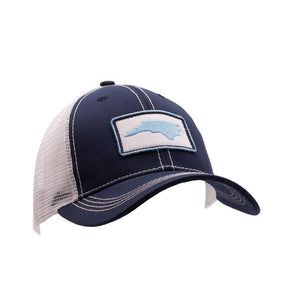North Carolina Logo - Trucker Hat