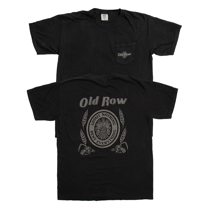 Old Row Retro Can - Short Sleeve