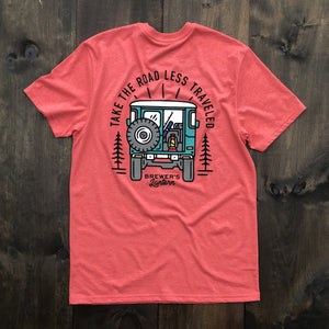 Road Less Traveled - Short Sleeve