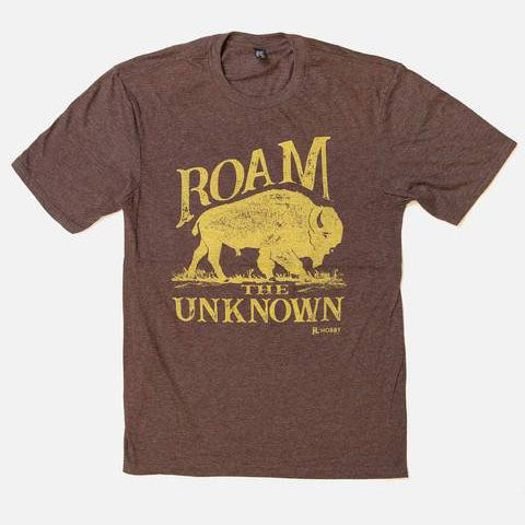 Roam The Unknown - Short Sleeve