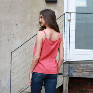 Showstopper - Tank Top - Poppy