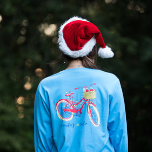 Santa's Ride - Long Sleeve