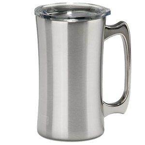 Stainless Steel Beer Mug - 20oz