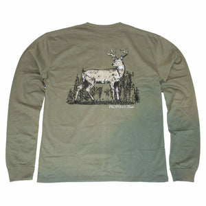 Whitetail - Long Sleeve