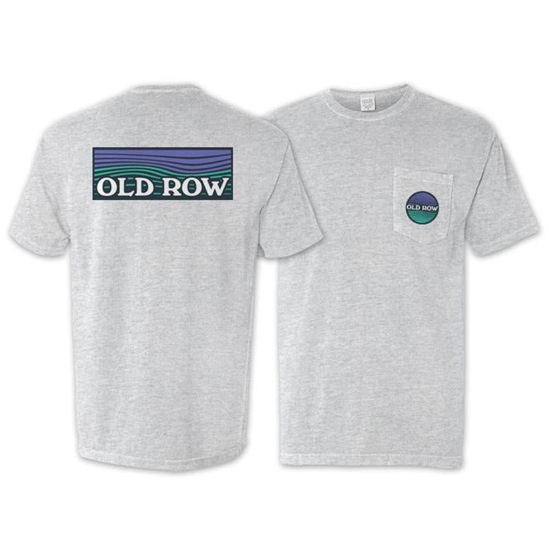 Old Row Waves - Short Sleeve