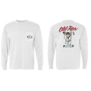 Christmas Party Buck - Long Sleeve