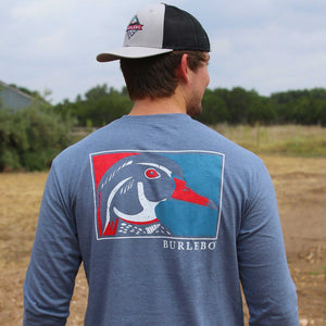 Wood Duck - Long Sleeve