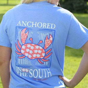 Anchored in the South - Short Sleeve
