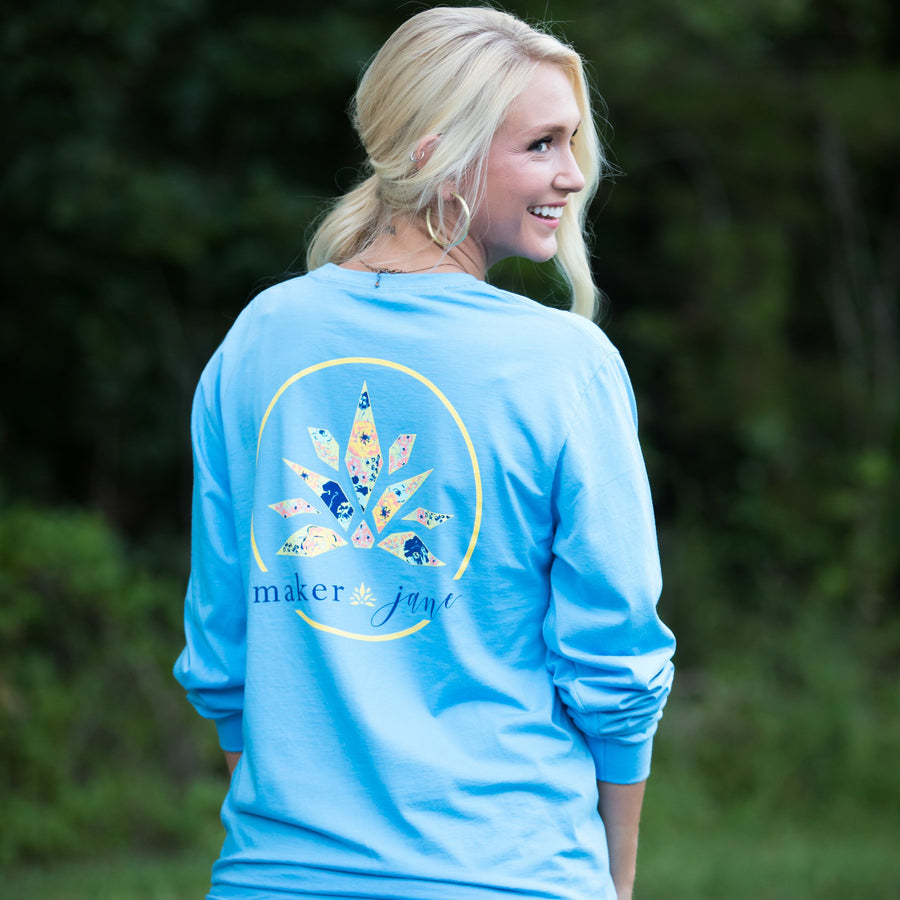 Crown - Long Sleeve