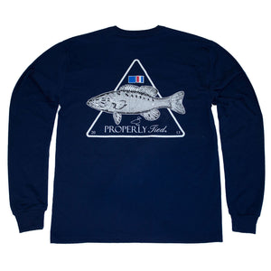 Fish Signal - Long Sleeve