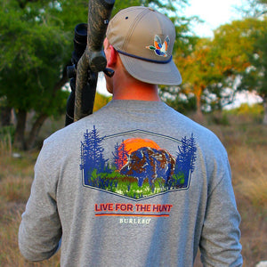 Live For The Hunt - Long Sleeve