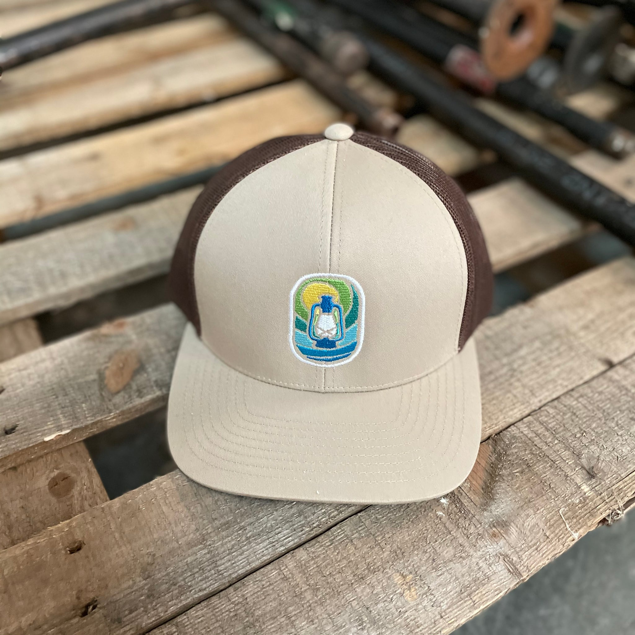 Low Tide Lantern  - Trucker Hat