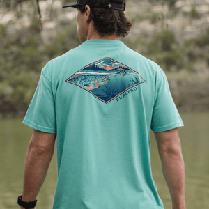 Fish On Fly - Short Sleeve