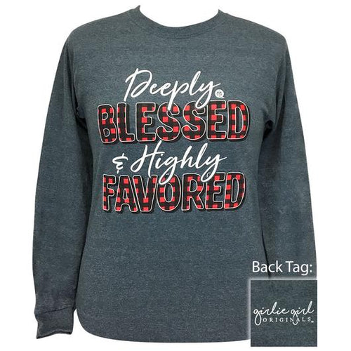 Deeply Blessed - Long Sleeve