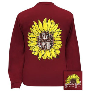 Create Your Own Sunshine - Long Sleeve