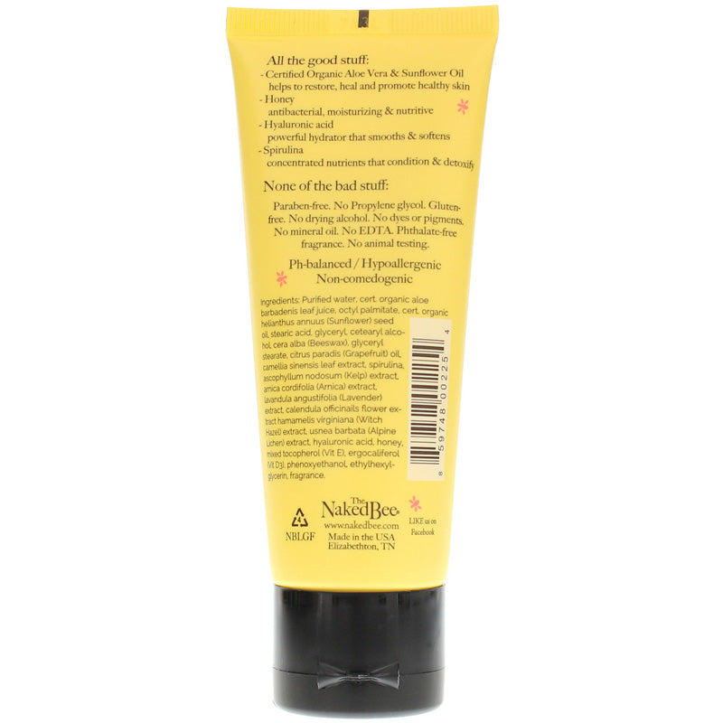 Grapefruit Blossom Honey - Hand & Body Lotion - 2.25oz