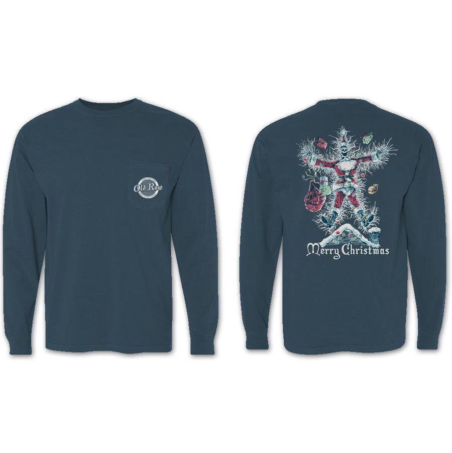 Old Row Christmas - Long Sleeve