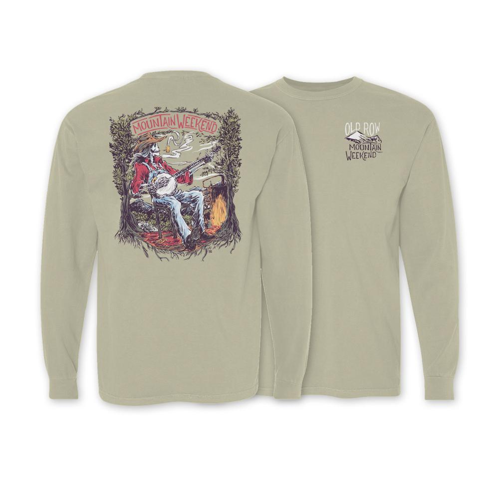 Mountain Weekend - Long Sleeve