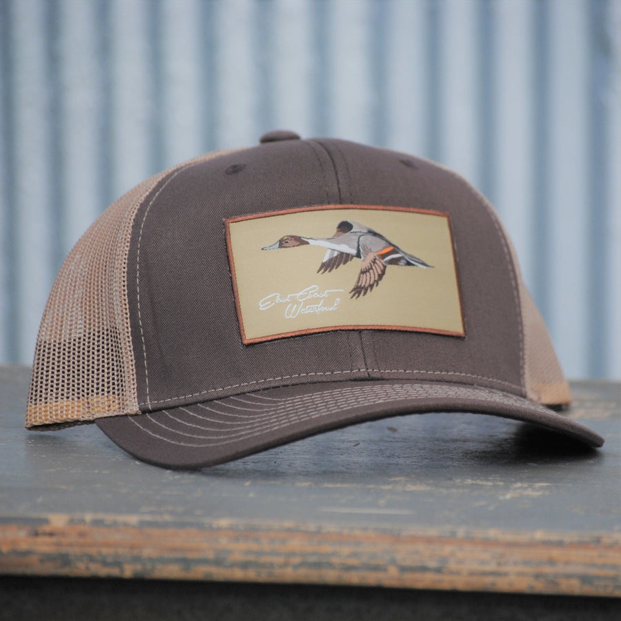Old School Pintail Patch - Trucker Hat