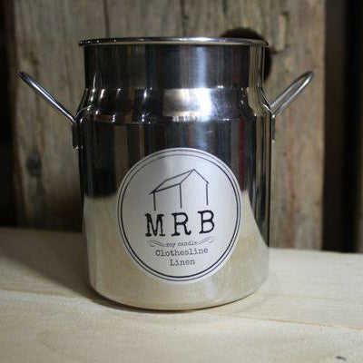 Milk Churn 14oz Candle