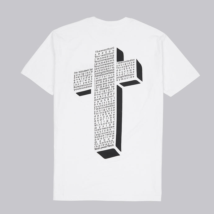 Cross T-Shirt | White