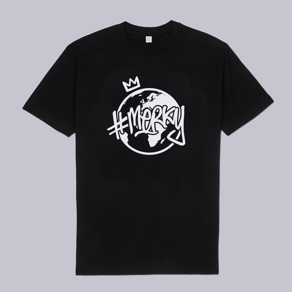 #Merky T-Shirt | Black