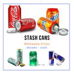 Diversion Stash Cans