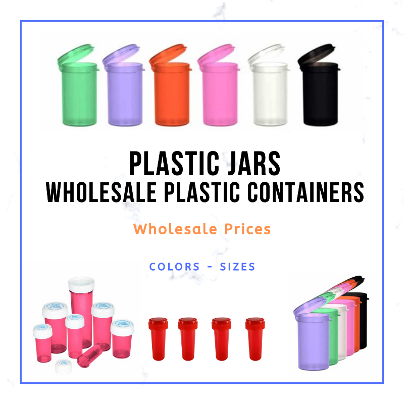 Wholesale Plastic Containers