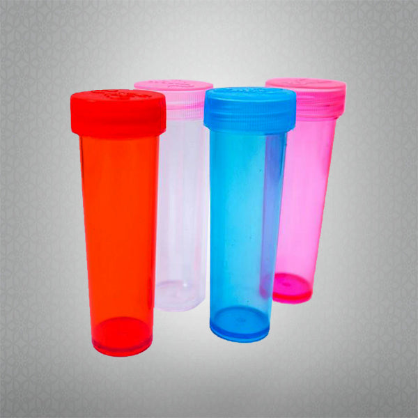 27-90 Screw Top Plastic Sample Jars Containers