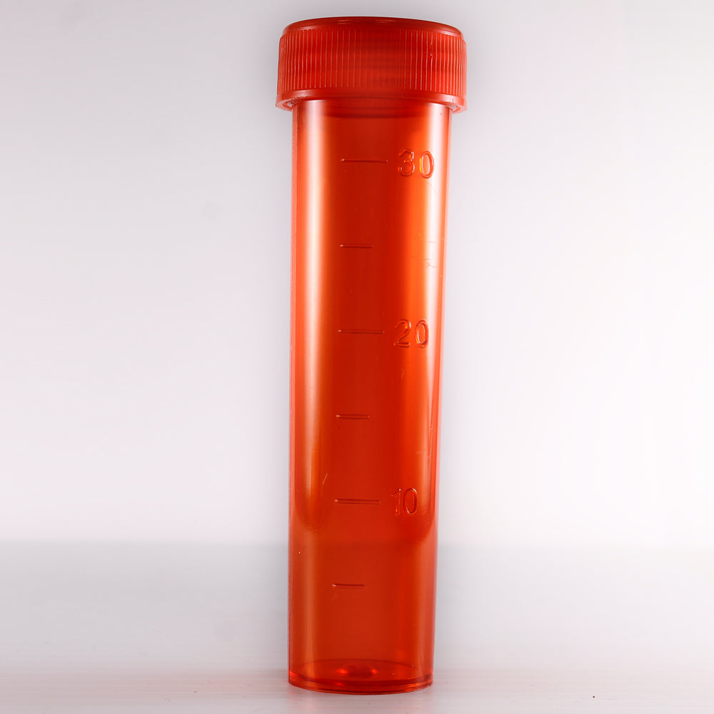 23-105 Screw Top Plastic Sample Jars Containers (100 Pieces)