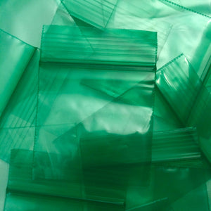 20-20 Mini Poly Bags Small Plastic Baggies Plastic Zip Bags